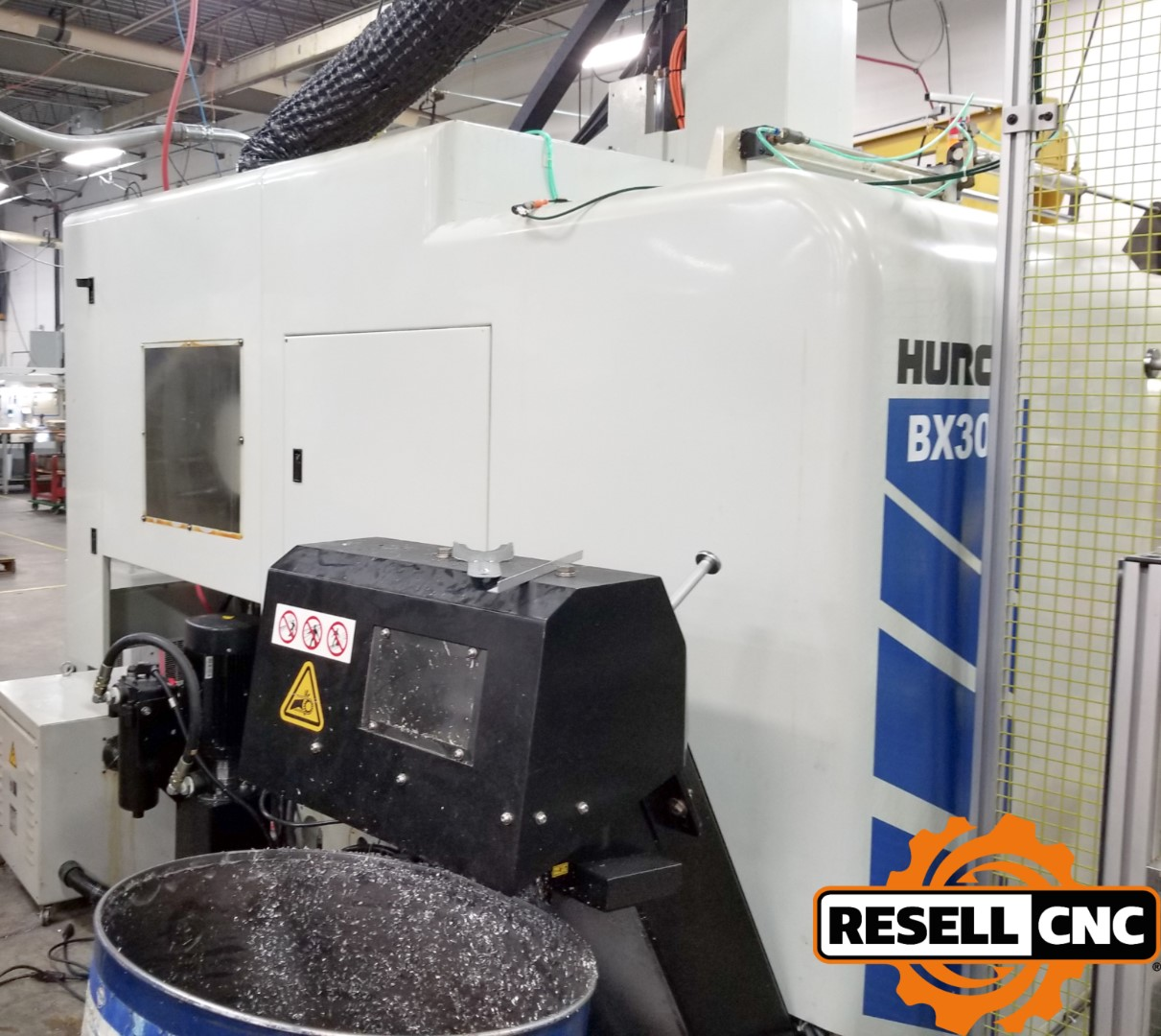 Hurco BX30U CNC Vertical Mills | Used CNC - Resell CNC
