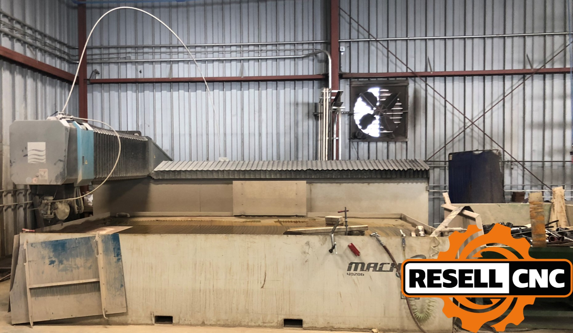 Used Boring Mills, VTLs & Misc Used CNC Equipment | Resell CNC