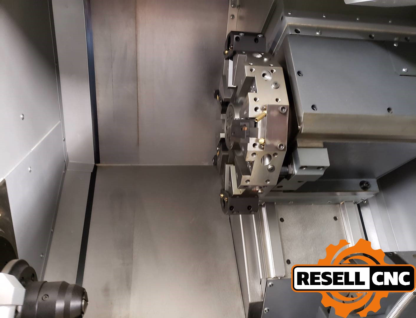Haas ST-10 CNC Lathes | Used CNC - Resell CNC