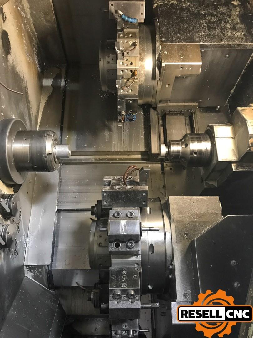 Mori Seiki ZL 200 SMC CNC Lathes | Used CNC - Resell CNC
