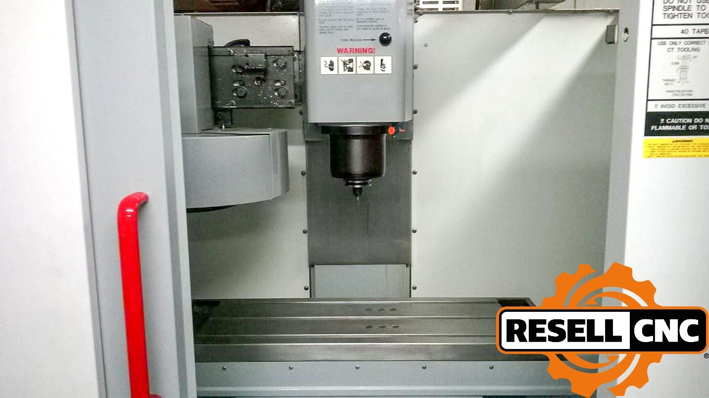 Haas Mini Mill CNC Vertical Mills   Used CNC - Resell CNC