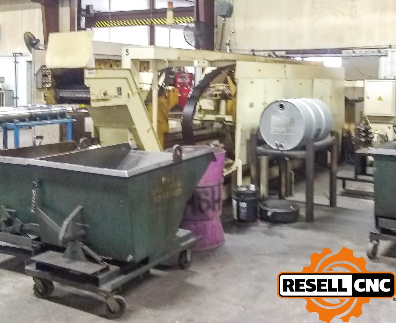 Okuma LH55 CNC Lathes | Used CNC - Resell CNC