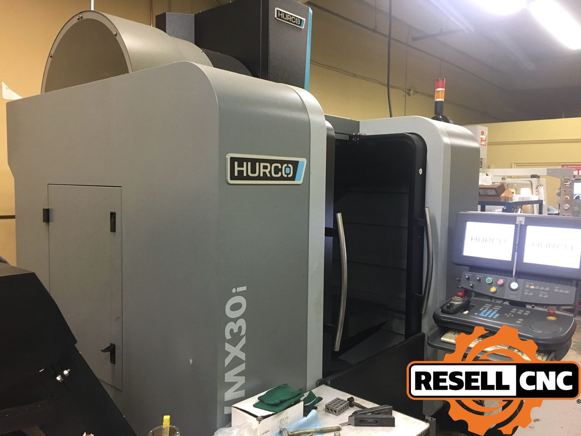 Used CNC Verticals - Used CNC Vertical Machines | Resell CNC