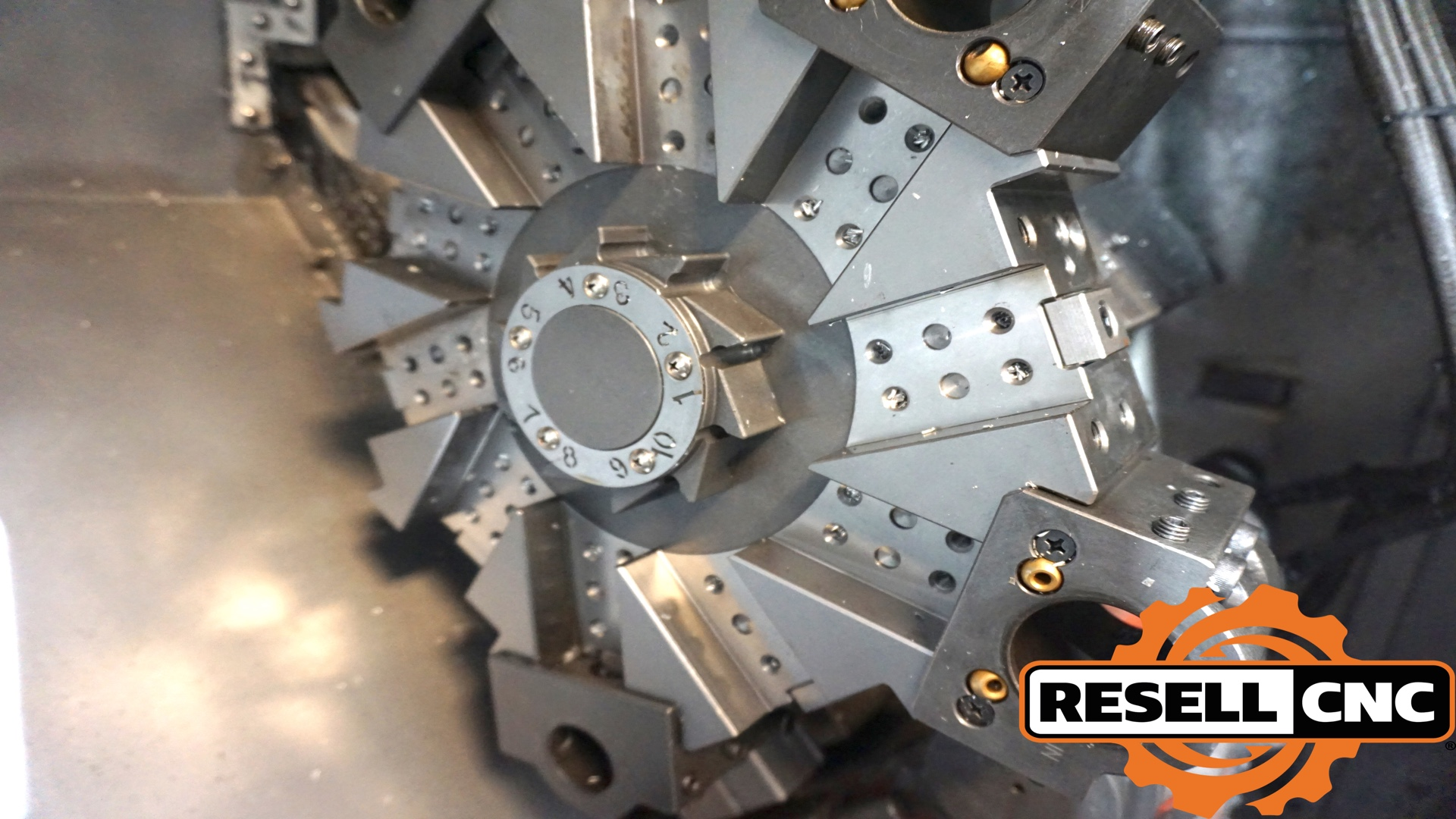 Samsung SL-15 CNC Lathes   Used CNC - Resell CNC on